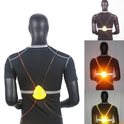 Vestă de siguranță cu lumini LED 5