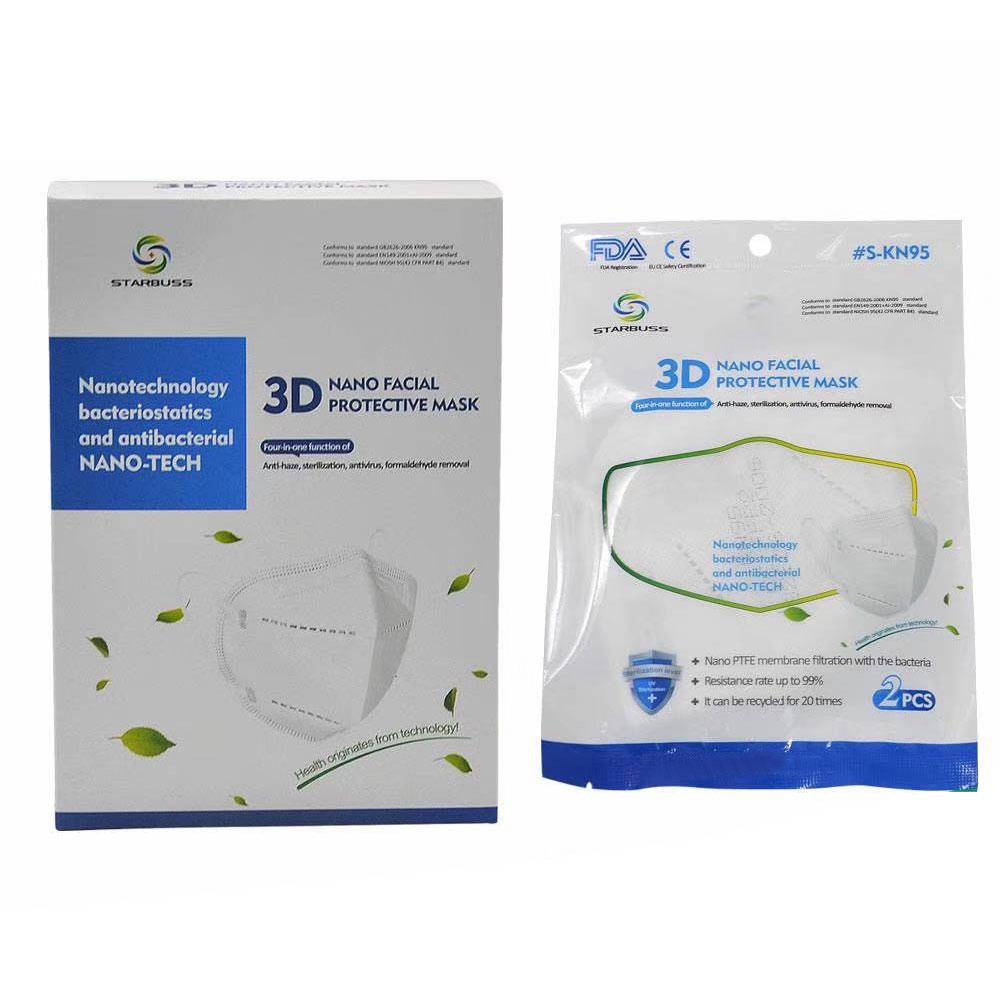 Masca de protectie coronavirus – 2 bucati