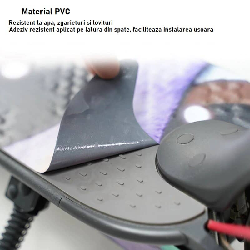 Set Stickere Autocolante decorative protective trotineta electrica Xiaomi M365 (3)